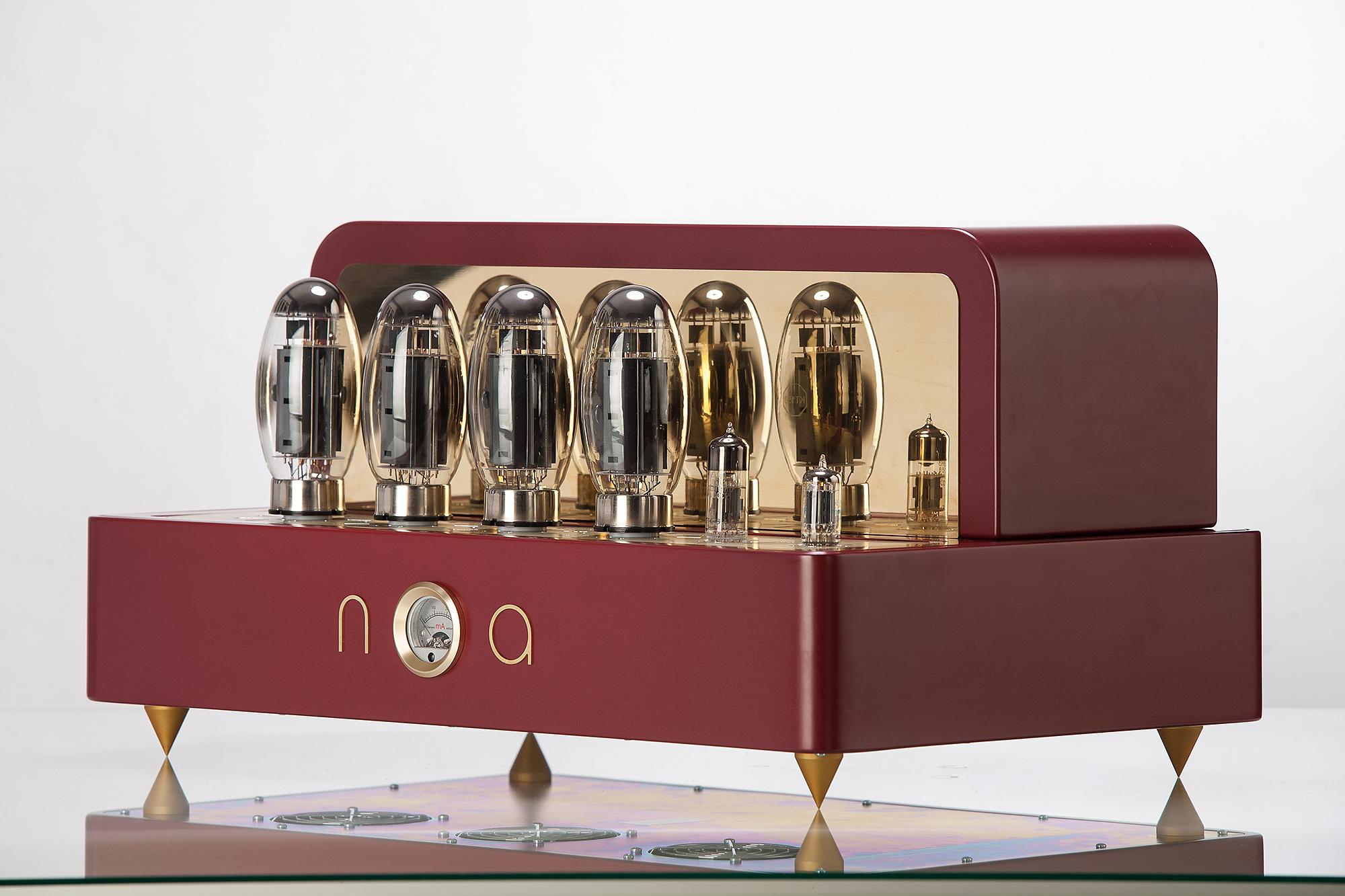 NOA Mono Amplifiers