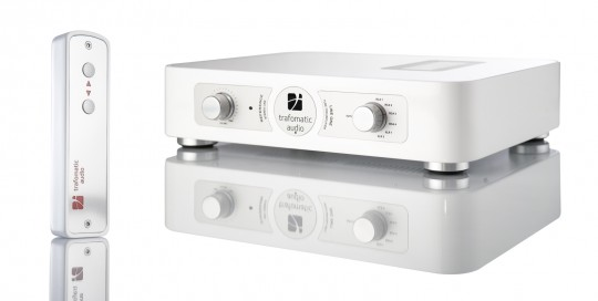Trafomatic Audio | Reference Line One - Tube Line Preamplifier