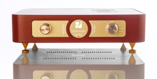 Reference Phono One - Trafomatic Audio 2