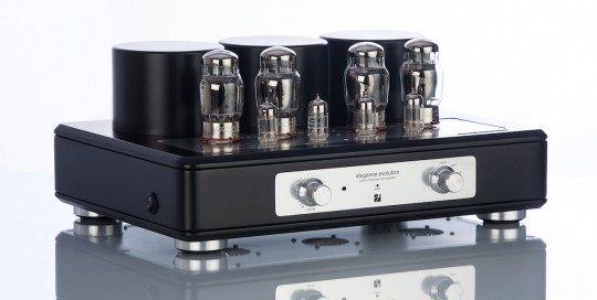 Integrated Amplifiers - Trafomatic Audio
